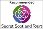 Recommended by Secret Scotland Tours